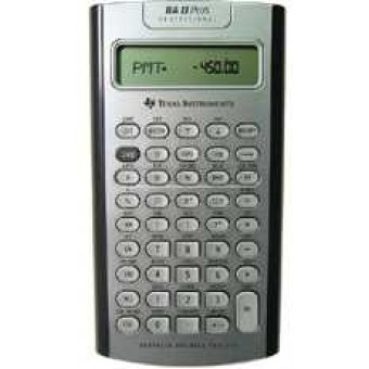 Oferta de Calculadoras Financieras BA II Plus Profesiona Texas Instruments