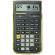 Calculadoras Construction Master 5