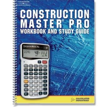 Manual de Ejercicios de Construcción para la Calculadora Construction Master Pro