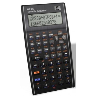 Scientific Calculator HP 35S