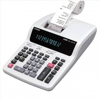 Printing Calculator Casio HR-120TM