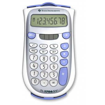 Basic Calculators TI 1706 SV