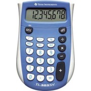 Basic Calculator Texas Instruments TI 503 SV