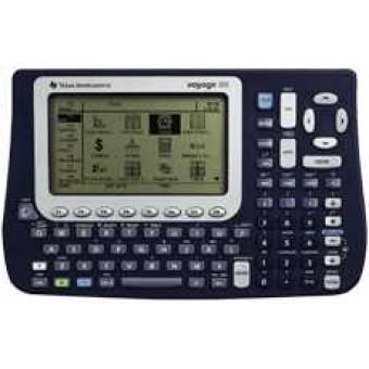 Calculadoras Texas Instruments  Voyage 200