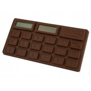 Calculadora estilo chocolate