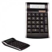 Calculadora keyboard negra