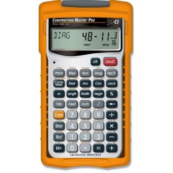Calculadora para Construcción Construction Master Pro