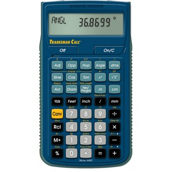 Calculadora Tradesman Calc para Conversiones