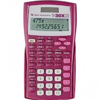 Calculadora Cientifica TI 30XIIS Color Rosa