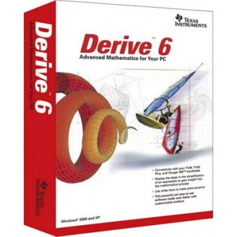 Software Derive 6 de la Texas Instruments
