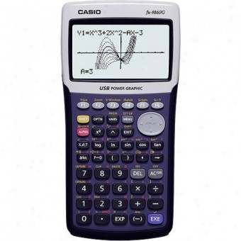 FX 9860G Graphing Calculator