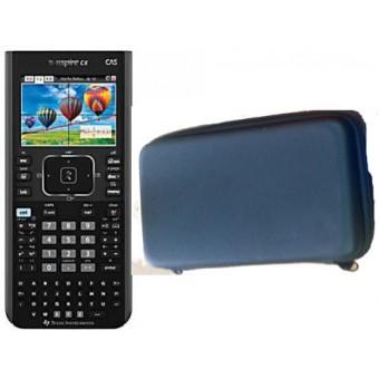 TI NSPIRE CX CAS -Calculadora Graficadora TI Nspire CX CAS con Funda Negra