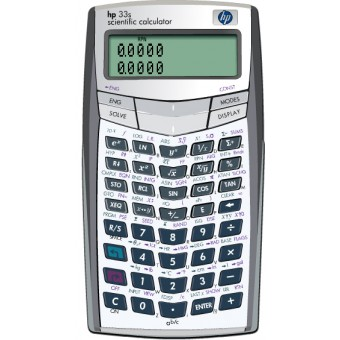Scientific Calculator HP 33S