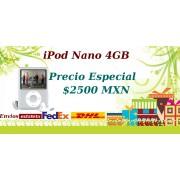 iPod Nano 4GB