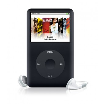 iPod Classic 80GB - Reproductor de MP3 Apple iPod Classic 80GB