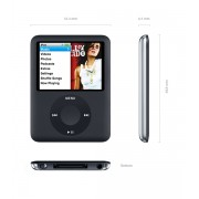 iPod Classic 160GB - Reproductor de MP3 Apple iPod Classic 160GB