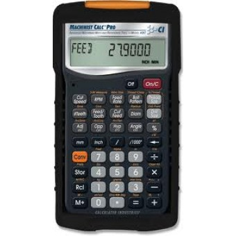 Calculadora Machinist Calc Pro International - Calculadora Maquinista Calc Pro Internacional