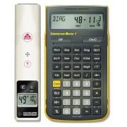 Calculadora Construction Master 5 y Medidor Laser de Distancia 15 Metros (Paquete Constructor I)