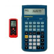 Medidor de Distancia, Volumen y Area con Calculadora Tradesman Calc (Paquete Constructor Pro III)