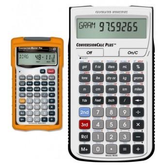 Calculadora Construction Master Pro y Calculadora ConversionCalc Plus