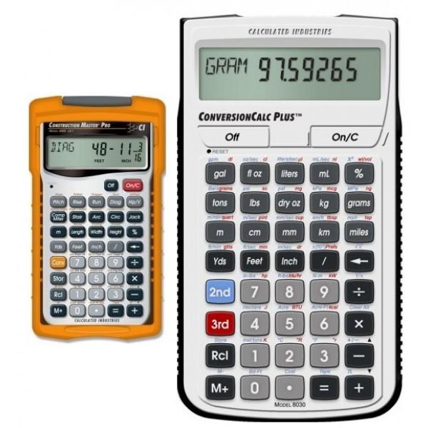 3c695407b597 Calculadora Construction Master Pro y Calculadora ConversionCalc Plus