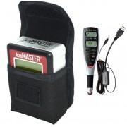 Paquete Accumaster 2 en 1 Medidor de Angulo y Nivelador y Digitalizador Scale Master Pro XE con Cable para PC (Paquete Medicion Nivel III)