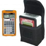 Paquete Accumaster 2 en 1 Medidor de Angulo y Nivelador y Calculadora Construction Master Pro (Paquete Medicion Nivel V)