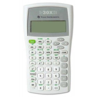 TI 30XIIB Scientific Calculator