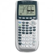 TI 84 CE Plus Silver Edition - Calculadora Gráfica TI 84 CE Plus Silver Edition Texas Instruments