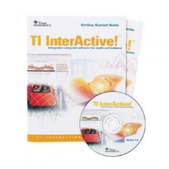 Software TI Interactive! para las Calculadoras Texas Intruments