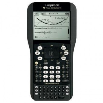 Graphing Calculator Texas Instruments TI Nspire CAS con Touchpad