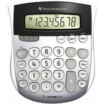 1795SV Basic Calculator Texas Instruments