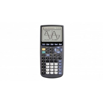 Graphing Calculator Texas Instruments TI 83 Plus