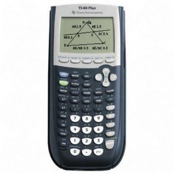 Graphing Calculator Texas Instruments TI 84 Plus