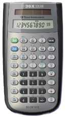 Calculadora Texas Instruments 36 X Solar