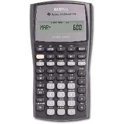 Compra Aquí tu Calculadora BA II Plus - Calculadoras Financieras