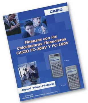 Aprovecha y Obtén el Libro de Finanzas para Calculadoras Casio FC 200V