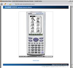 49f3d3e383bb Calculadoras Casio - La Nueva Generación de Calculadoras de la Marca ...