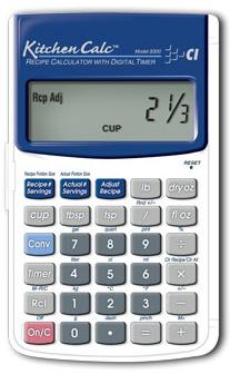 Comprar Calculadora KitchenCalc Pro