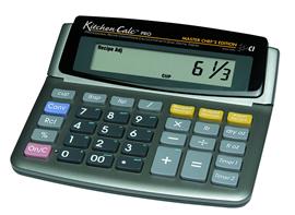Comprar Calculadora de Cocina para Chefs